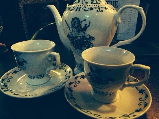 The Head of Steam Durham: Hendricks Gin Teapot