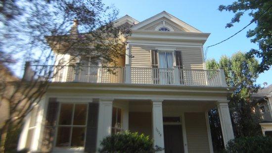 Audubon Park House Bed & Breakfast : Exterior of B&B