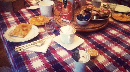 Bin & Ban Bed & Breakfast : per iniziare bene la giornata