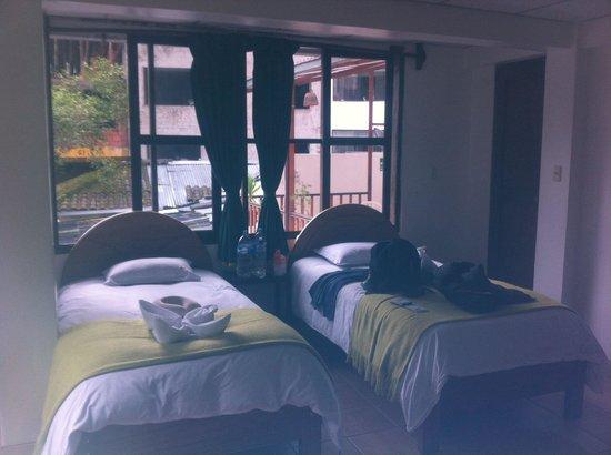 Terrazas del Inca Bed and Breakfast : Habitación 301