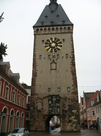 Speyer, Germania: City Gate
