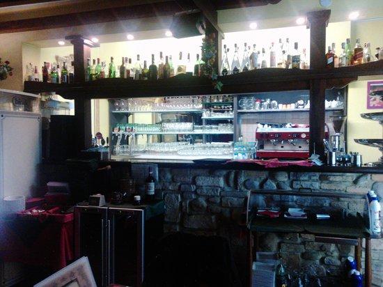 Pomodoro & Basilico: VISTA DEL BAR