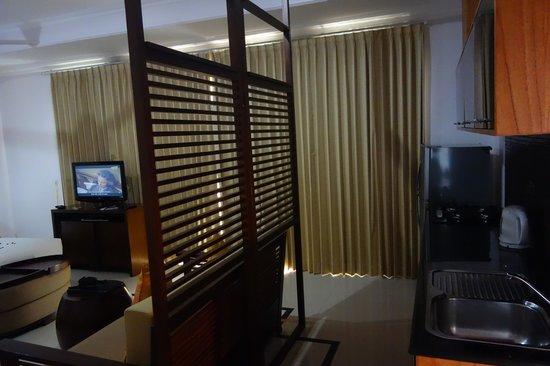 Jimbaran Cliffs Private Hotel & Spa: room