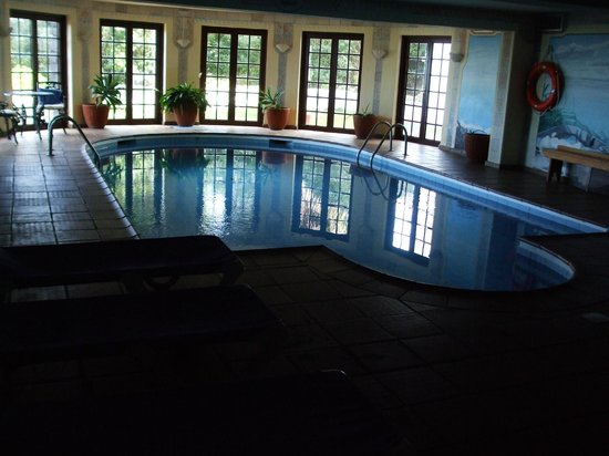 Hotel La Palma Romantica: Indoor pool