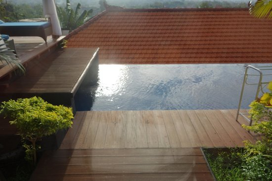 Jimbaran Cliffs Private Hotel & Spa: pool