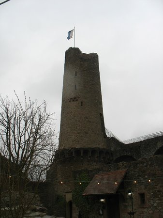 Windeck Castle: Tower