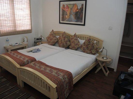 كولونيلز ريتريت آت ذا إيربورت: Decent bedroom