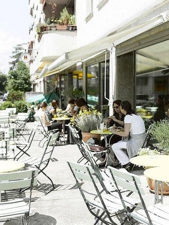 Cafe fruhling