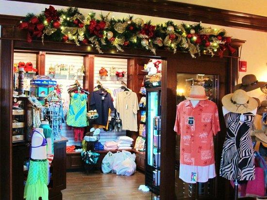 Hollywood Beach Marriott: Gift Shop