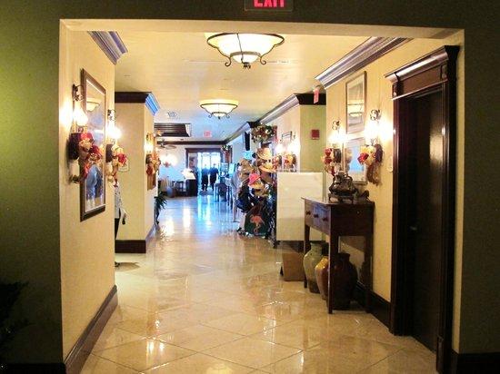 Hollywood Beach Marriott: Lobby
