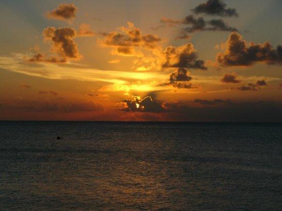 Grand Cayman Marriott Beach Resort: From Hotel Beach