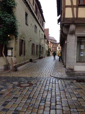 Hotel Reichsküchenmeister: side view
