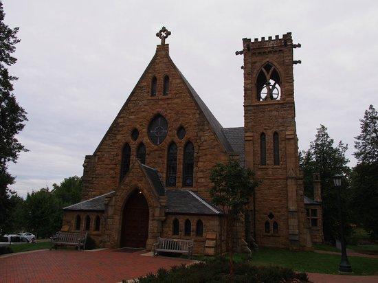 University of Virginia: Chapel