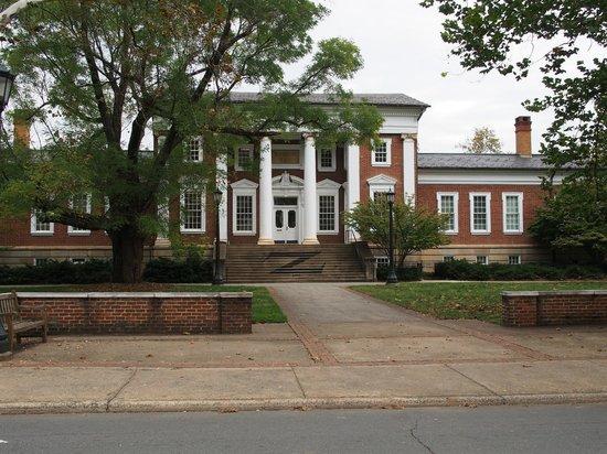 University of Virginia: Fraternity