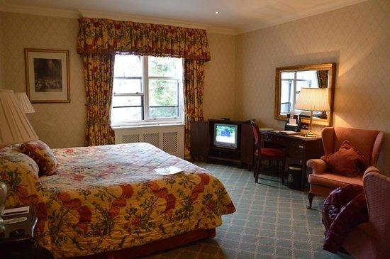 Ashford Castle : Room