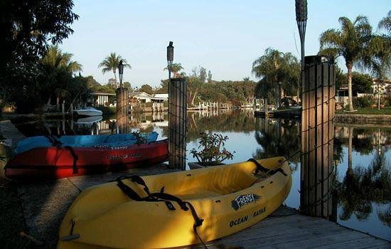The Cabanas Guesthouse & Spa: Kayak through our waterways and see why  Fort Lauderdale is called the Venice of North America.