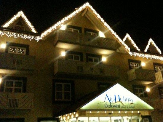 AlpHoliday Dolomiti Wellness & Fun Hotel: Hotel
