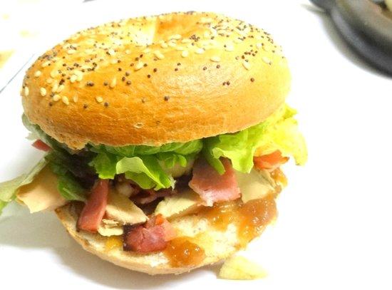 Le Patio : Nos sandwichs