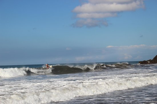 Puerto Sandino Surf Resort: Another day in Paradise