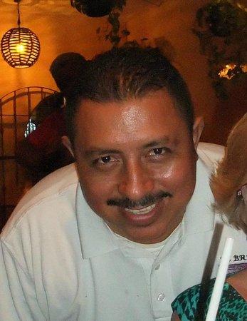 """El Brujo: The """"boss""""...as he puts it!!! He is THE BEST"""