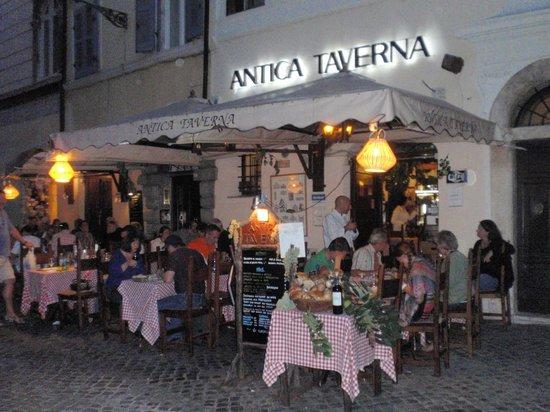 Ristorante Antica Taverna: Mangia Bene