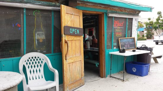 Skinny's Place Incorporated: Main entrance