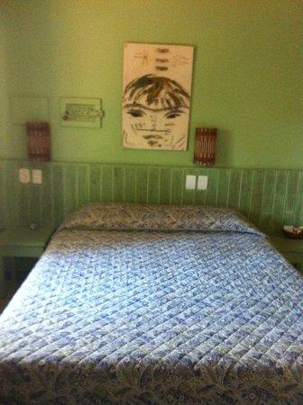 Hotel Pousada Tatuapara : Quarto Duplo