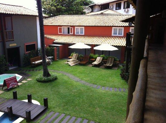 Hotel Pousada Tatuapara: Pousada