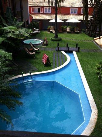 Hotel Pousada Tatuapara: Piscina!!