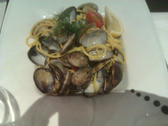 Le Spagho: Spaghetti aux palourdes