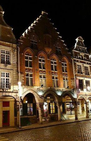 Hotel Les Trois Luppars : Facade de l'hôtel
