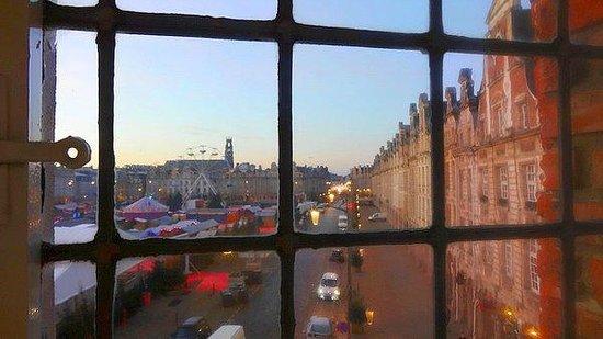 Hotel Les Trois Luppars: Vue de la chambre 22