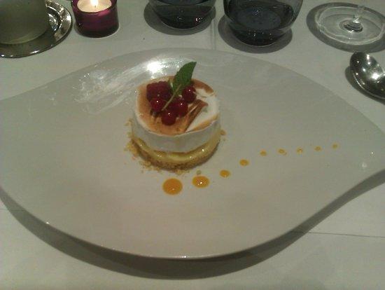 Le Spagho: tarte citron meringuée revisité