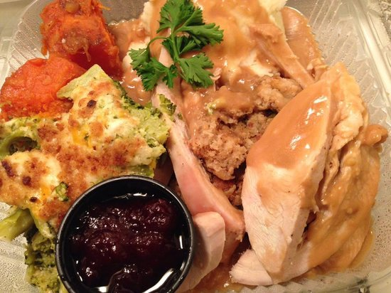 Rosine's Restaurant : turkey dinner special