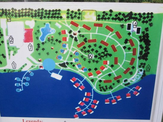Cayo Coco Map map of resort   Picture of Melia Cayo Coco, Cayo Coco   TripAdvisor