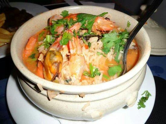 Praia Grande Restaurante & Bar: The best Seafood rice