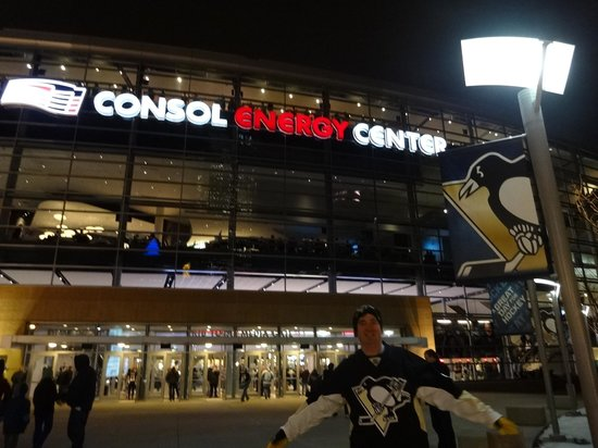 PPG Paints Arena: outside