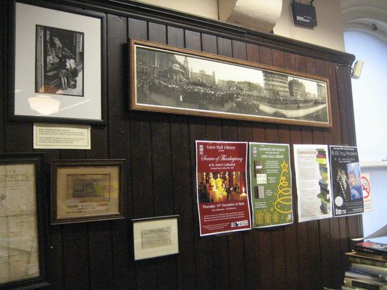 Linen Hall Library: Pictures & Posters