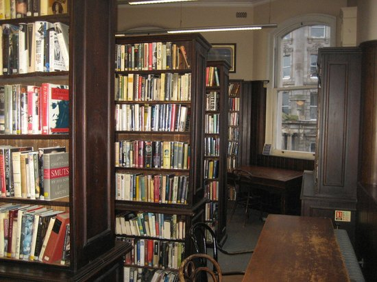 Linen Hall Library: Books