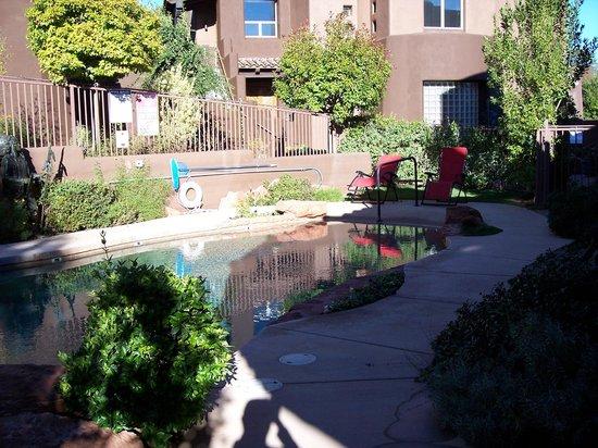 Adobe Grand Villas: Pool