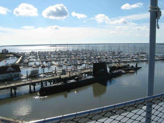 Patriots Point Naval & Maritime Museum: USS Clamagore