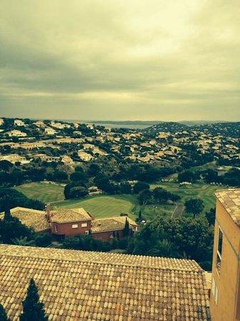 Amarante Golf Plaza : tres belle vue