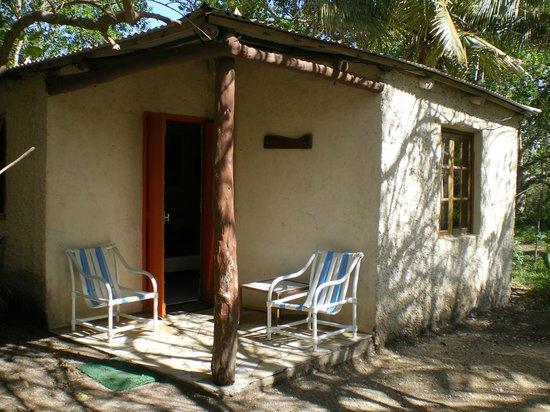 Le Relais de Poingam: le bungalow