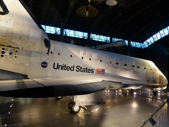 space shuttle discovery hazy - photo #12