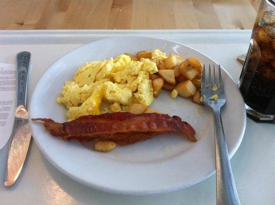 Ikea Restaurant Cafe 99 Cent Breakfast