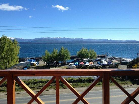El Nautico Bungalows & Suites: Vista desde el comedor