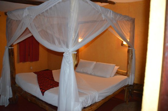 Nsya Lodge & Camp : Habitación