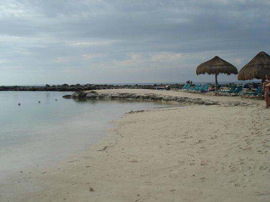 Catalonia Riviera Maya : Little beach