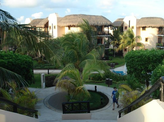 Catalonia Riviera Maya : View from the Creperie