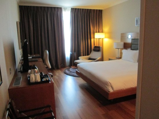 Hilton Diagonal Mar Barcelona: Room